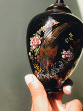 Load image into Gallery viewer, Vintage Paradise Pheasants Ginger Jar with top