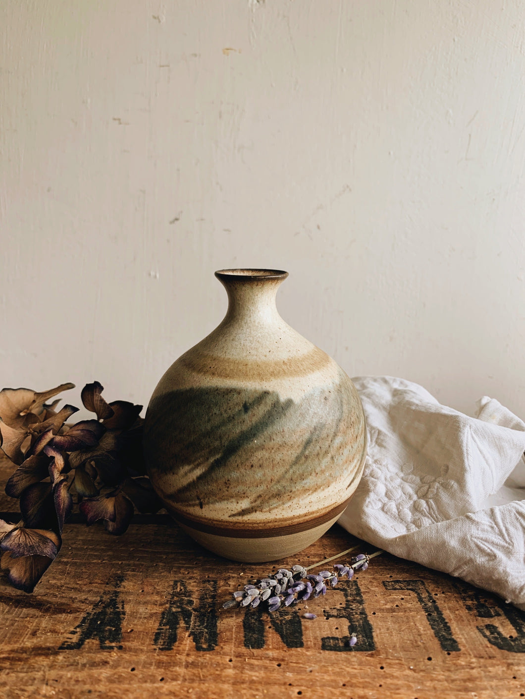 Rustic Decorative Ceramic Vase