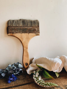 Antique Paint Brush