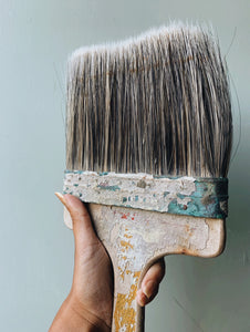 Vintage Large Paintbrush