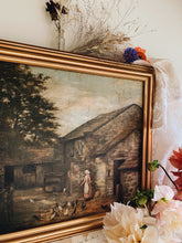Load image into Gallery viewer, Antique G. Percival Gaskell circa 1880's Oil Painting (fine arts) UK & Ireland ShippIng ONLY