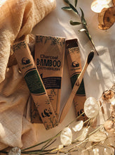 Load image into Gallery viewer, Until The Ocean ~ Eco Bamboo & Charcoal Toothbrushes