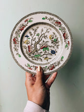 Load image into Gallery viewer, Vintage Floral Indian Tree Meakin Side Plates
