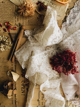 Load image into Gallery viewer, Vintage White Lace
