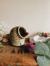 Load image into Gallery viewer, Rustic Hand~thrown Salt Ceramic Pot