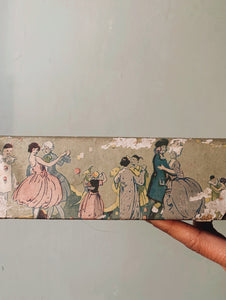 Antique Pianola Music Roll Sheets