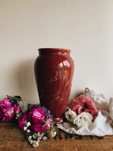Load image into Gallery viewer, Vintage Bubble Glaze Vase