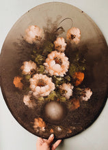 Load image into Gallery viewer, Vintage J. Cooper Floral Oil Painting