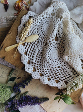 Load image into Gallery viewer, Vintage Crochet Doily