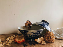 Load image into Gallery viewer, Vintage Blue Decorative Bowl (sold separately)