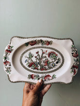 Load image into Gallery viewer, Vintage Johnson & Bro's Decorative Platter