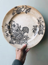 Load image into Gallery viewer, Antique 1800's French Transfer Plate