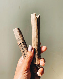 Two Antique Pegs