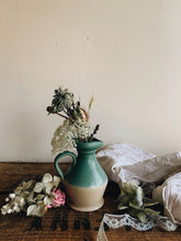 Load image into Gallery viewer, Vintage Green Jug
