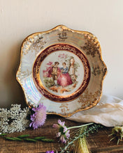 Load image into Gallery viewer, Vintage Whimsical Decorative Plate