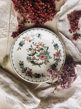 Load image into Gallery viewer, Vintage Aynsley Floral Bird Plate