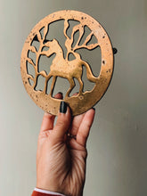 Load image into Gallery viewer, Vintage Horse Trivet