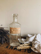 Load image into Gallery viewer, Antique Large Methylated Spirit Bottle with Stopper