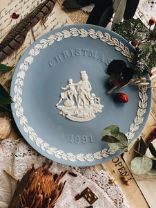 Christmas Collection ~ Wedgwood Plates (sold separately)