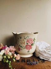 Load image into Gallery viewer, Vintage Royal Winton Rose Planter