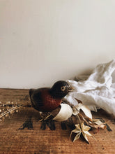 Load image into Gallery viewer, Vintage Decorative Bird Ornament