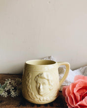 Load image into Gallery viewer, Vintage PPC Yellow Mug (Queen)