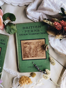 Antique 1920's Botany Books (Sold Separately)