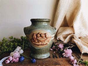 Homebirds Rustic Stone Confit Jar