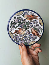 Load image into Gallery viewer, Vintage Decorative Bird Plate