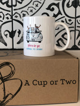 Places to Go Mug - created by Evelyn Henson