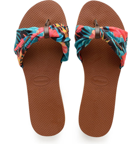 Slim Tropical Sandal Tutti Fruitti