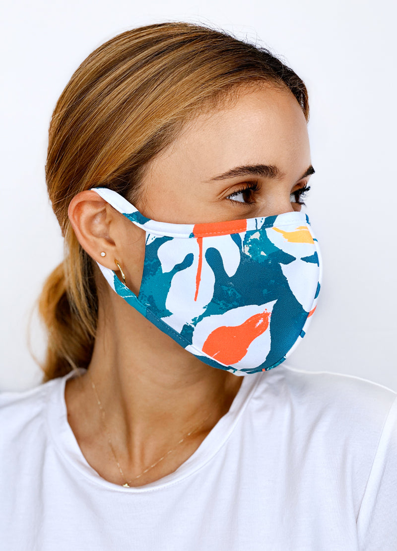 Maaji Face Mask Multi Geo