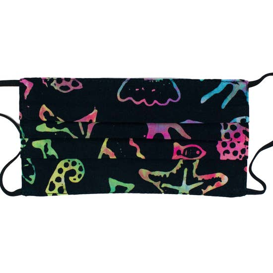Kids Mask Under the Sea Glow in the Dark