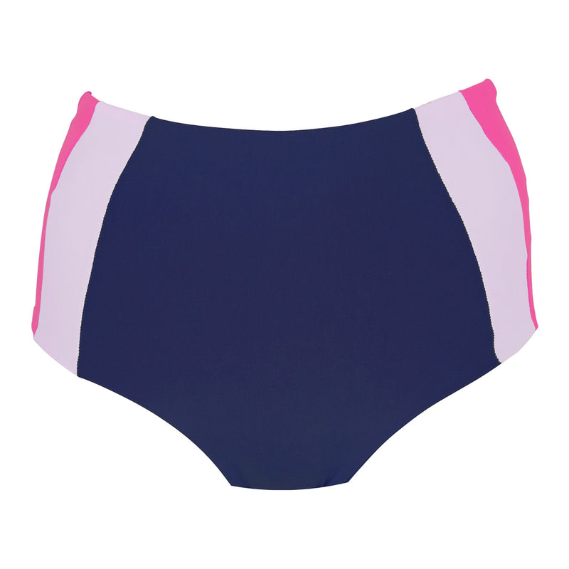 Portia Bottom Midnight/Lilac/Fuschia