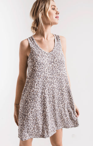 Josie Top Herbal Daisy Dot