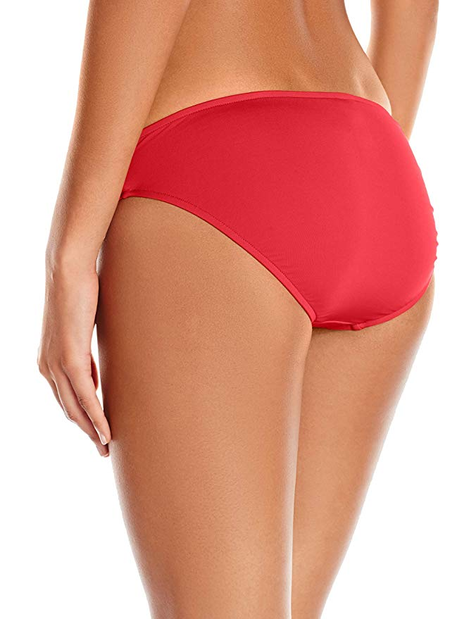 Twist Band Bottom Chili Red