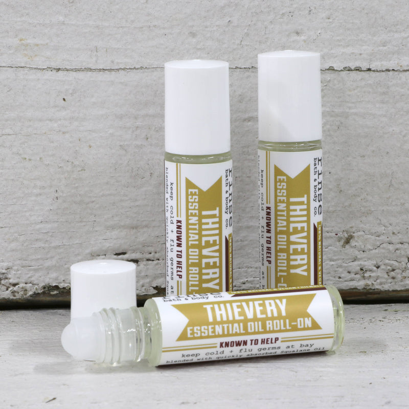 Thievery Essential Oil Roller
