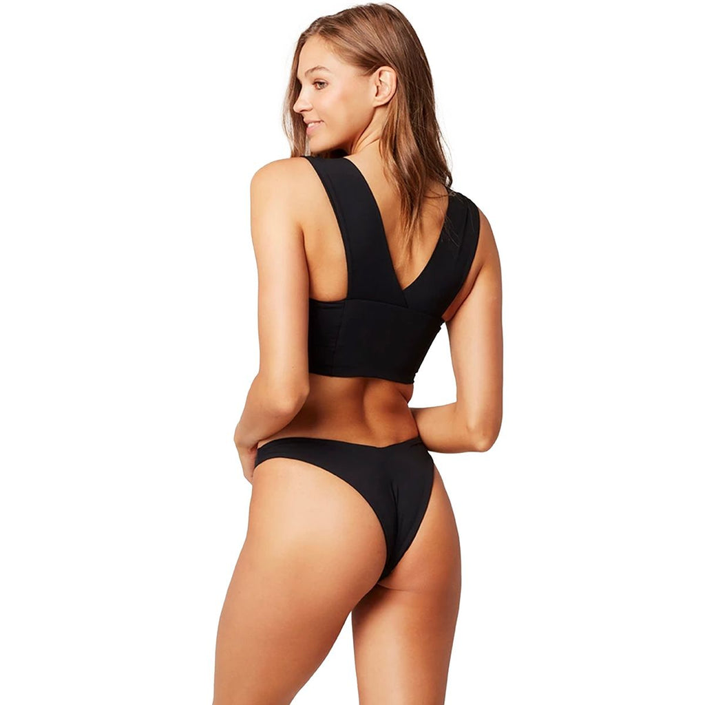 Cabana Bitsy Bottom Black