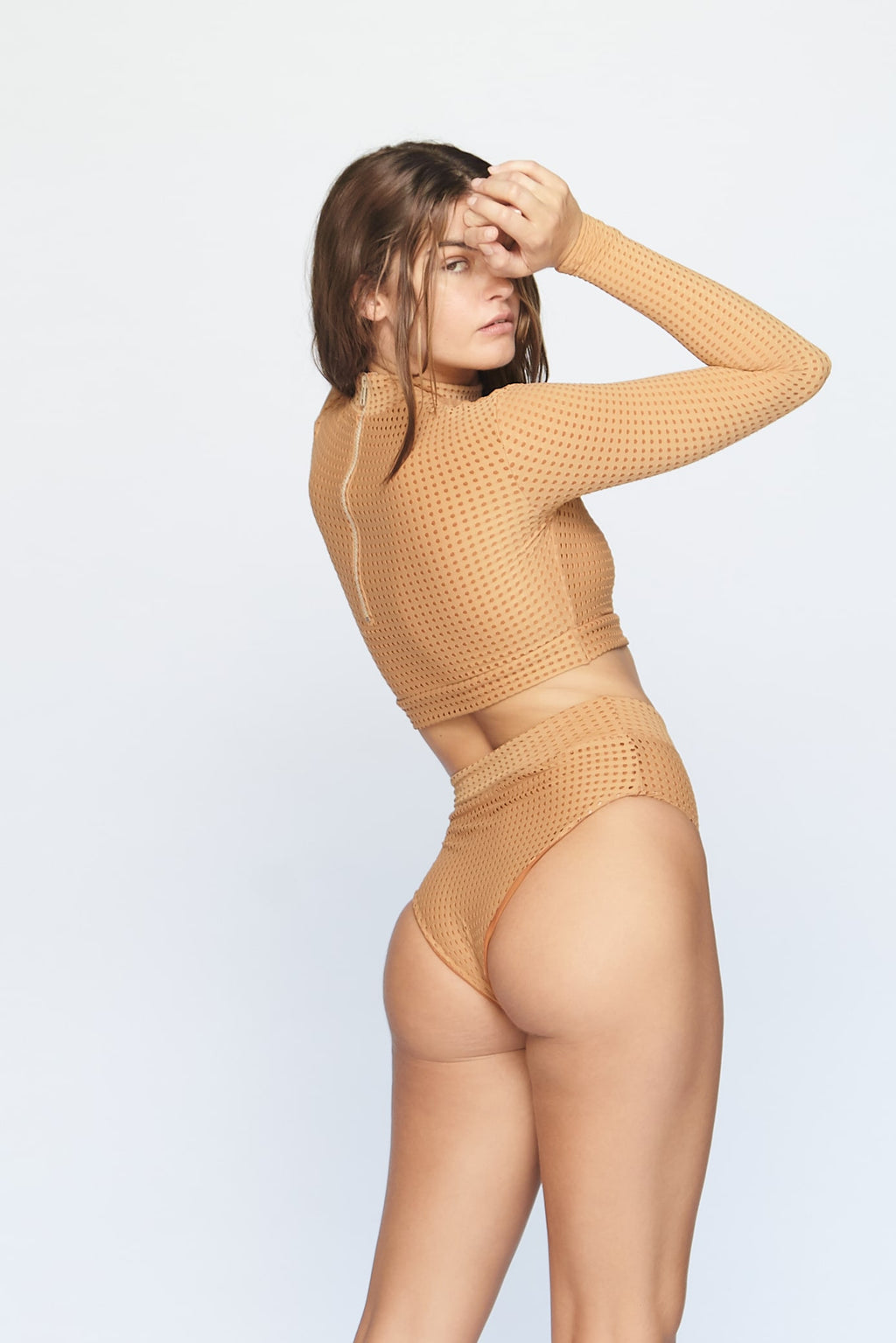 G-Land Bottoms Onyx Mesh