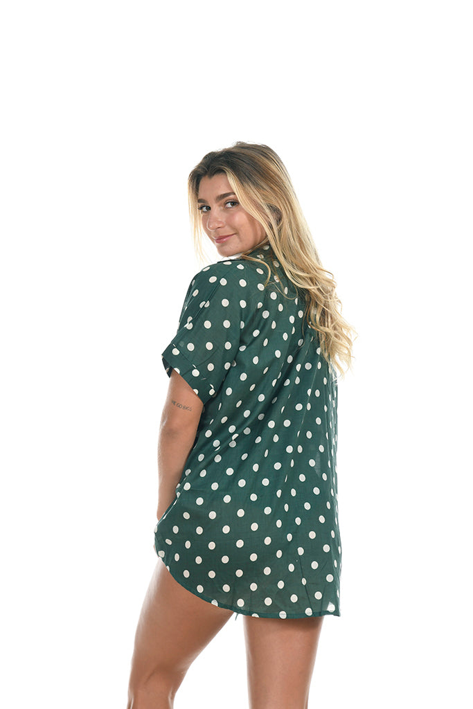 Mombasa Shirt Dotty