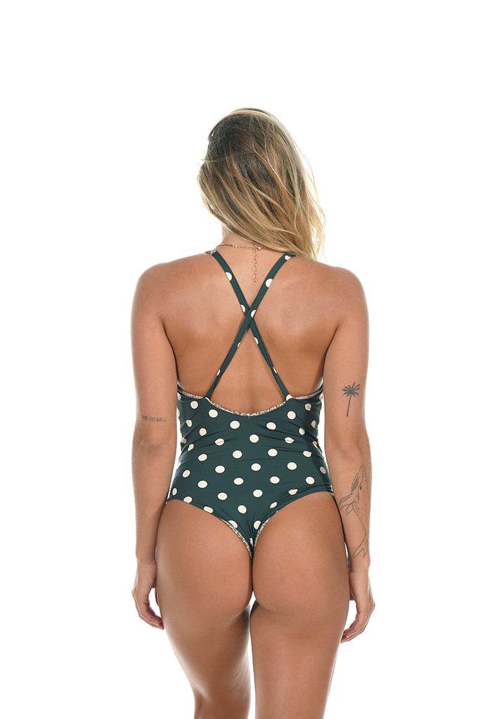 Bahia One Piece Dotty