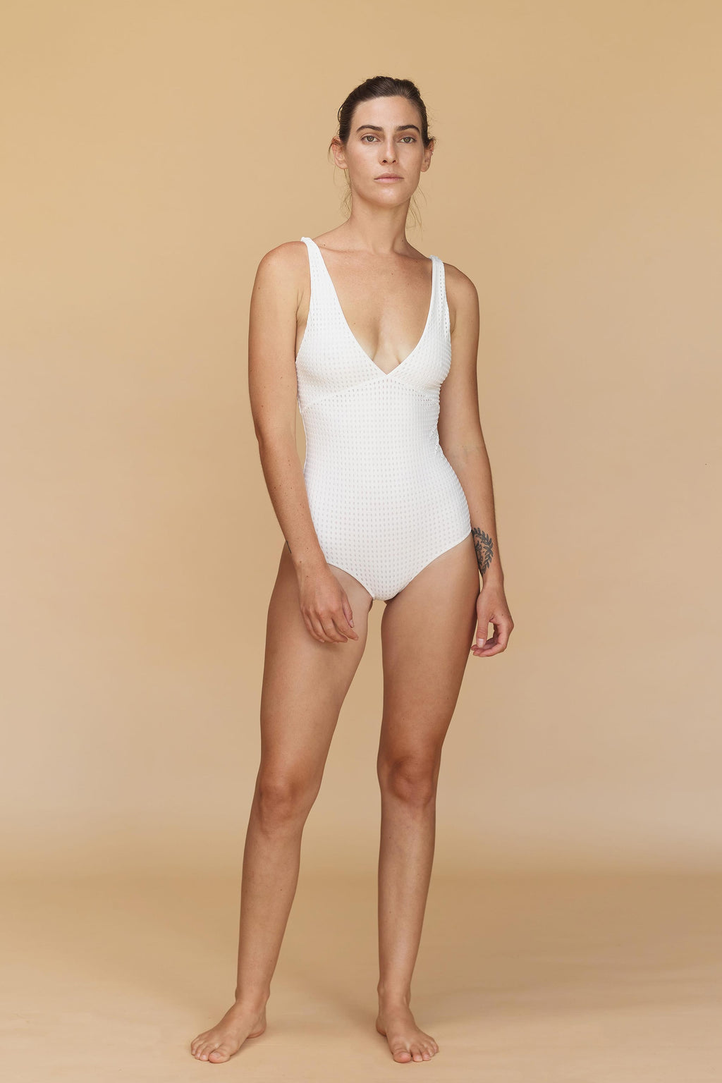 Malta Mesh One Piece Onyx