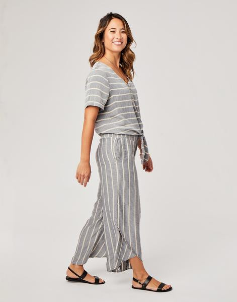 Everly Pant Charcoal Heather