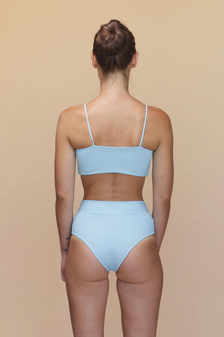 Marlow One Piece in Poppy