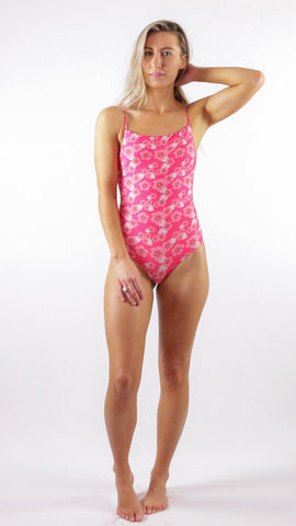 Deluxe Active Bottom Pink Safari