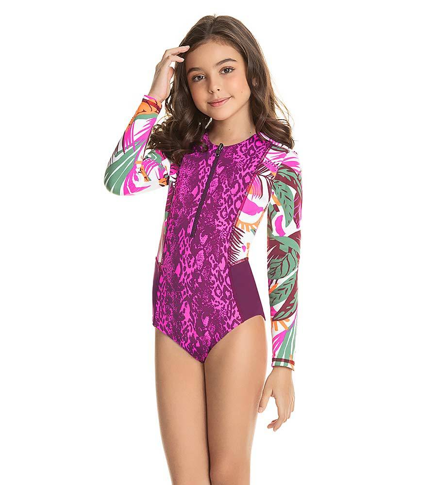 Girls Tiki Island One Piece