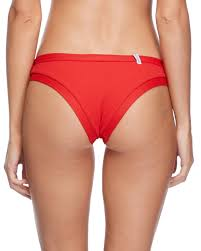 Audrey Bottom True Red