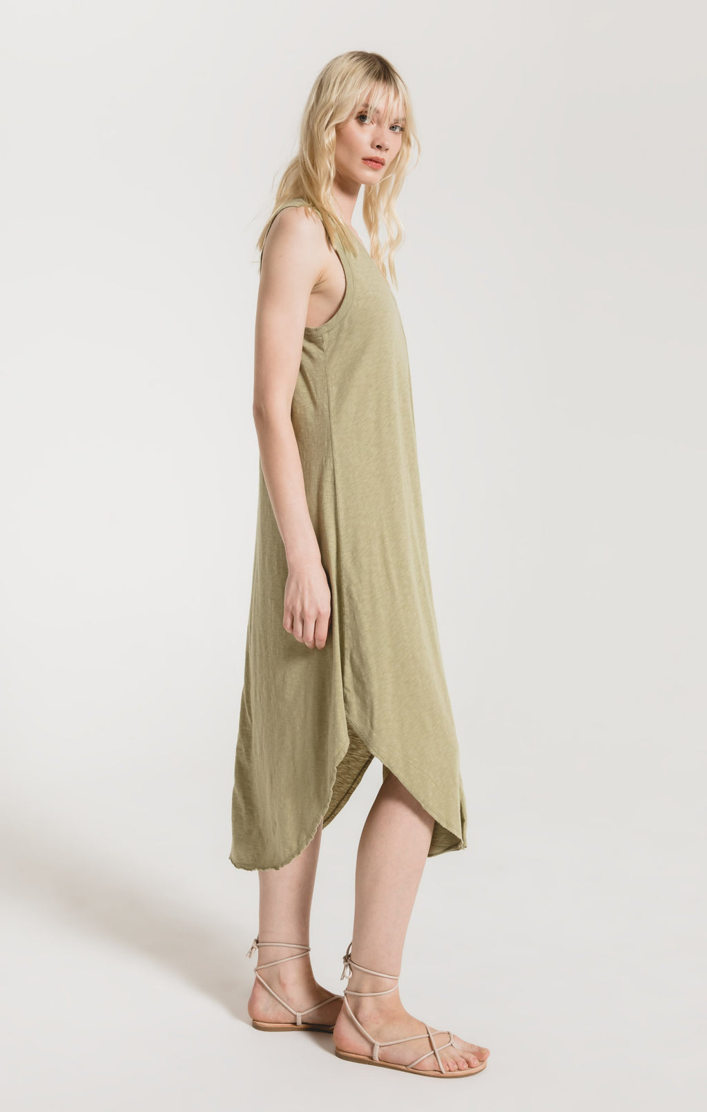 Reverie Dress Light Sage