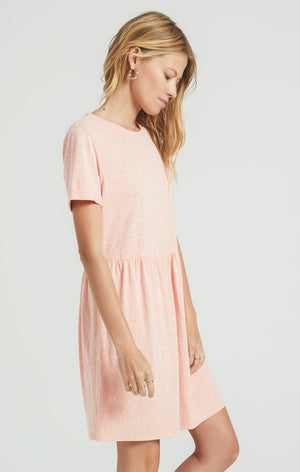 Lucia Dress Coral