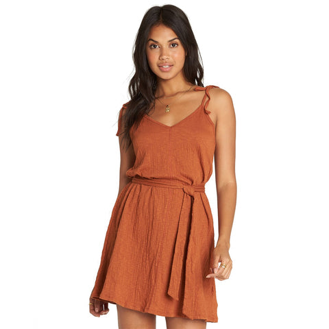 Tori Dress Chocolate